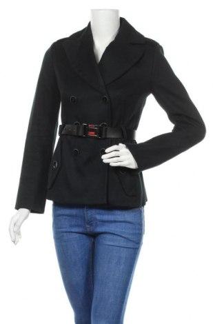 Дамско палто Mango, Размер S, Цвят Син, Цена 43,50лв.
