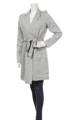 Γυναικείο παλτό Marc O'Polo, Μέγεθος L, Χρώμα Γκρί, 75% βαμβάκι, 18% πολυαμίδη, 7% ελαστάνη, Τιμή 76,32€