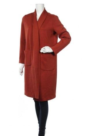 Γυναικείο παλτό ONLY, Μέγεθος M, Χρώμα Καφέ, 78% πολυεστέρας, 16% βισκόζη, 6% ελαστάνη, Τιμή 20,21€