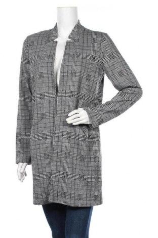 Γυναικείο παλτό Tom Tailor, Μέγεθος S, Χρώμα Μαύρο, 68% πολυεστέρας, 30% βισκόζη, 2% ελαστάνη, Τιμή 13,30€