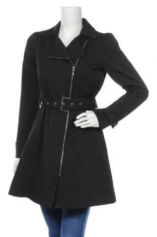 Дамско палто Vila, Размер S, Цвят Черен, Цена 51,75лв.