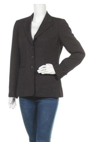 Дамско сако Anne Klein, Размер M, Цвят Черен, 93% полиестер, 7% вискоза, Цена 26,55лв.