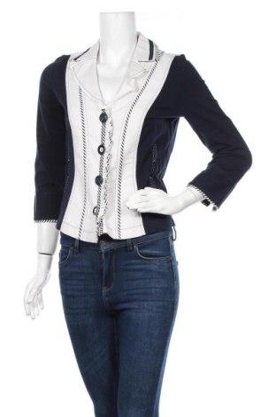 Γυναικείο σακάκι Biba, Μέγεθος S, Χρώμα Μπλέ, Τιμή 14,36€