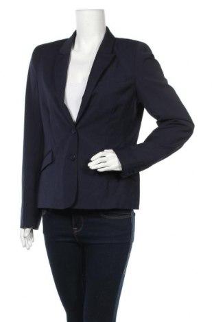 Γυναικείο σακάκι In Wear, Μέγεθος L, Χρώμα Μπλέ, 52% πολυεστέρας, 44% μαλλί, 4% ελαστάνη, Τιμή 76,94€