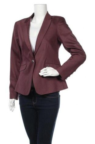 Γυναικείο σακάκι MOS MOSH, Μέγεθος L, Χρώμα Βιολετί, 50% βαμβάκι, 46% πολυαμίδη, 4% ελαστάνη, Τιμή 32,78€