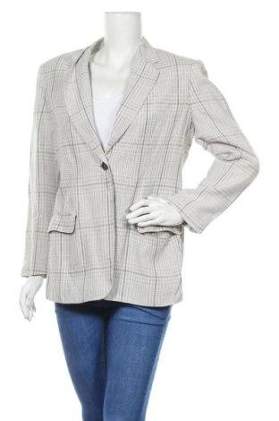 Γυναικείο σακάκι Max Mara, Μέγεθος XL, Χρώμα Μπλέ, Λινό, Τιμή 72,74€