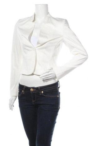 Γυναικείο σακάκι More & More, Μέγεθος S, Χρώμα Λευκό, 97% βαμβάκι, 3% ελαστάνη, Τιμή 24,54€