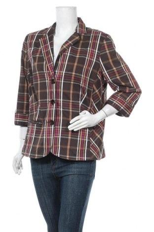 Γυναικείο σακάκι Your Sixth Sense, Μέγεθος XL, Χρώμα Πολύχρωμο, 65% βαμβάκι, 30% πολυαμίδη, 5% ελαστάνη, Τιμή 15,46€