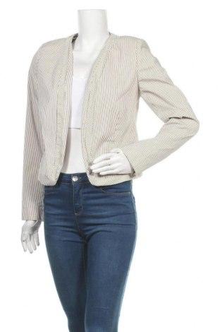 Γυναικείο σακάκι Your Sixth Sense, Μέγεθος M, Χρώμα Λευκό, 54% βαμβάκι, 33% πολυεστέρας, 10% βισκόζη, 3% ελαστάνη, Τιμή 15,10€