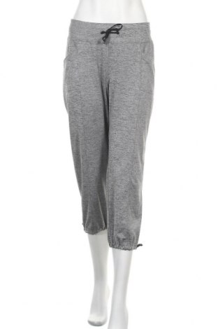 Γυναικείο αθλητικό παντελόνι Denver Hayes, Μέγεθος XXL, Χρώμα Γκρί, 85% πολυεστέρας, 15% ελαστάνη, Τιμή 11,95€