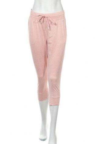 Дамско спортно долнище Gap, Размер S, Цвят Розов, 93% полиестер, 7% еластан, Цена 18,95лв.