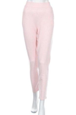 Γυναικείο αθλητικό παντελόνι Montego, Μέγεθος L, Χρώμα Ρόζ , 80% βισκόζη, 16% πολυεστέρας, 4% ελαστάνη, Τιμή 9,74€
