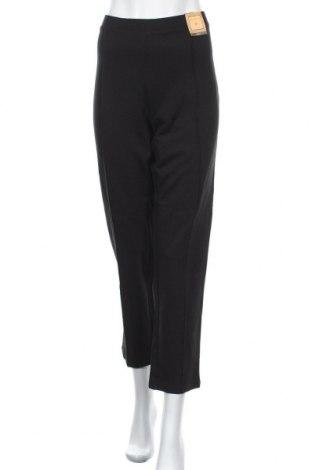 Γυναικείο αθλητικό παντελόνι Noni B, Μέγεθος L, Χρώμα Μαύρο, 68% βισκόζη, 28% πολυαμίδη, 4% ελαστάνη, Τιμή 17,54€