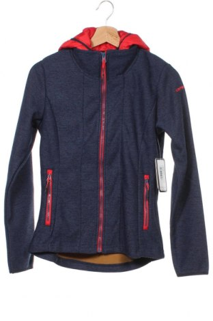Γυναικείο μπουφάν αθλητικό Icepeak, Μέγεθος XS, Χρώμα Μπλέ, Πολυεστέρας, Τιμή 25,23€