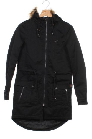 Дамско яке Desires, Размер XS, Цвят Черен, 65% полиестер, 35% памук, Цена 109,00лв.