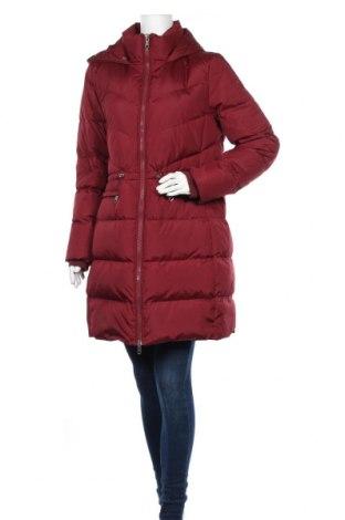 Γυναικείο μπουφάν Tommy Hilfiger, Μέγεθος M, Χρώμα Κόκκινο, Πολυεστέρας, φτερά και πούπουλα, Τιμή 236,60€