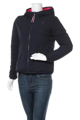 Γυναικείο μπουφάν Tommy Hilfiger, Μέγεθος S, Χρώμα Μπλέ, Πολυεστέρας, ελαστάνη, πολυαμίδη, Τιμή 148,97€