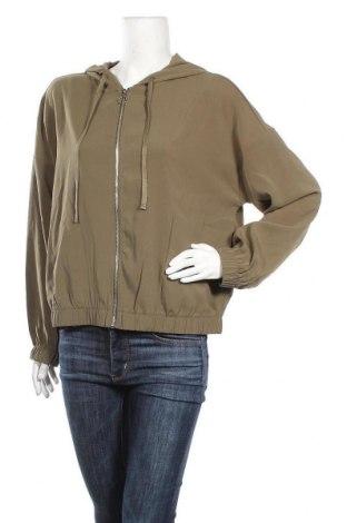 Γυναικείο μπουφάν Vero Moda, Μέγεθος L, Χρώμα Πράσινο, 96% πολυεστέρας, 4% ελαστάνη, Τιμή 11,22€