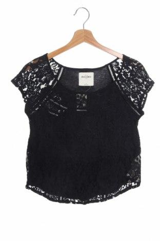 Детска блуза Abercrombie Kids, Размер 14-15y/ 168-170 см, Цвят Син, 57% памук, 43% модал, Цена 28,67лв.