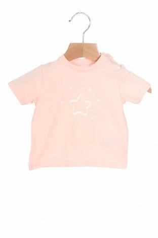 Детска блуза Belly Button, Размер 2-3m/ 56-62 см, Цвят Розов, 95% памук, 5% еластан, Цена 6,40лв.