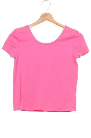 Детска блуза Lh By La  Halle, Размер 15-18y/ 170-176 см, Цвят Розов, 52% памук, 44% модал, 4% еластан, Цена 8,93лв.