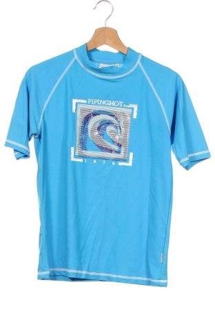 Παιδική μπλούζα Piping Hot, Μέγεθος 15-18y/ 170-176 εκ., Χρώμα Μπλέ, Πολυαμίδη, ελαστάνη, Τιμή 9,94€