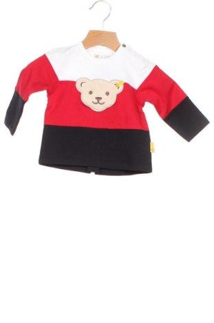 Παιδική μπλούζα Steiff, Μέγεθος 2-3m/ 56-62 εκ., Χρώμα Πολύχρωμο, Βαμβάκι, Τιμή 19,63€