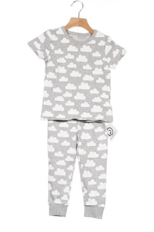 Dětské pyžamo Mothercare, Velikost 2-3y/ 98-104 cm, Barva Šedá, 100% bavlna, Cena  487,00Kč