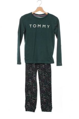 Dětské pyžamo Tommy Hilfiger, Velikost 11-12y/ 152-158 cm, Barva Zelená, 100% bavlna, Cena  1048,00Kč