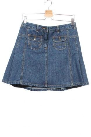 Dětská sukně  Alive, Velikost 13-14y/ 164-168 cm, Barva Modrá, Bavlna, Cena  424,00Kč