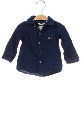 Παιδικό πουκάμισο Country Road, Μέγεθος 2-3m/ 56-62 εκ., Χρώμα Μπλέ, Βαμβάκι, Τιμή 14,94€