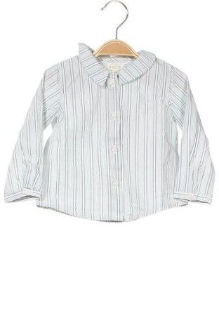 Детска риза Gocco, Размер 9-12m/ 74-80 см, Цвят Многоцветен, Памук, Цена 6,48лв.