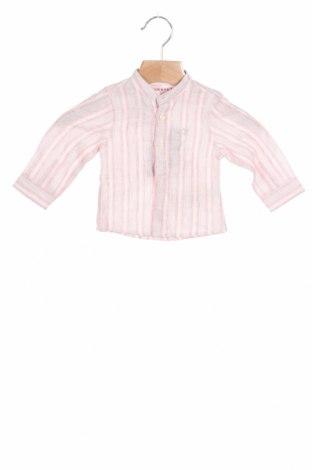 Παιδικό πουκάμισο Neck & Neck, Μέγεθος 3-6m/ 62-68 εκ., Χρώμα Πολύχρωμο, 55% λινό, 45% βαμβάκι, Τιμή 11,75€