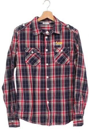 Dětská košile  Okay, Velikost 15-18y/ 170-176 cm, Barva Vícebarevné, Bavlna, Cena  257,00Kč