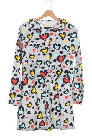 Rochie pentru copii, Mărime 15-18y/ 170-176 cm, Culoare Gri, 100% bumbac, Preț 19,89 Lei