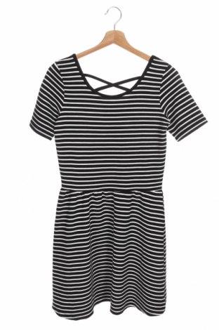 Παιδικό φόρεμα Blog By Gemo, Μέγεθος 15-18y/ 170-176 εκ., Χρώμα Μαύρο, Τιμή 12,15€