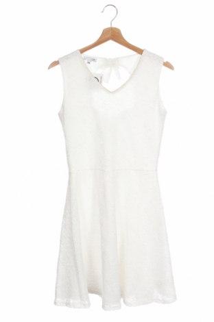 Детска рокля Lh By La  Halle, Размер 15-18y/ 170-176 см, Цвят Бял, Цена 18,90лв.