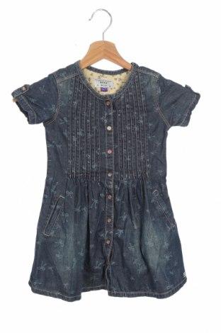 Παιδικό φόρεμα Mexx, Μέγεθος 4-5y/ 110-116 εκ., Χρώμα Μπλέ, Βαμβάκι, Τιμή 11,14€