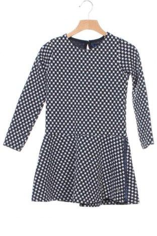 Детска рокля Tom Tailor, Размер 5-6y/ 116-122 см, Цвят Черен, 63% полиестер, 35% памук, 2% еластан, Цена 30,72лв.