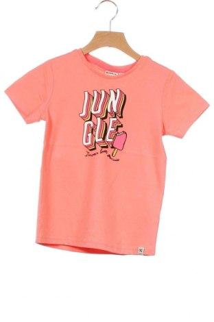 Παιδικό μπλουζάκι Garcia, Μέγεθος 5-6y/ 116-122 εκ., Χρώμα Ρόζ , Βαμβάκι, Τιμή 9,11€