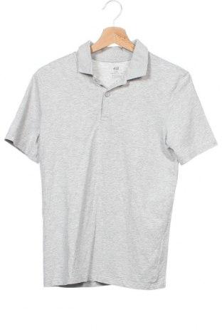 Dětské tričko  H&M, Velikost 12-13y/ 158-164 cm, Barva Šedá, 95% bavlna, 5% elastan, Cena  273,00Kč