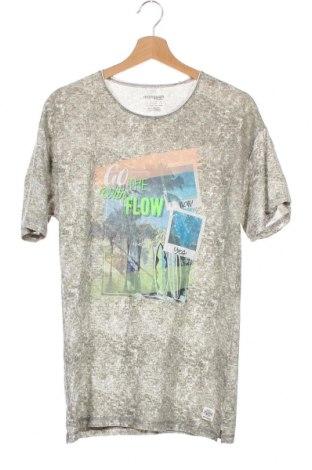 Dětské tričko  Manguun, Velikost 15-18y/ 170-176 cm, Barva Šedá, Bavlna, Cena  230,00Kč