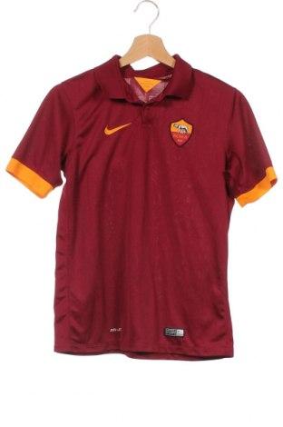 Dětské tričko  Nike, Velikost 13-14y/ 164-168 cm, Barva Červená, Polyester, Cena  333,00Kč