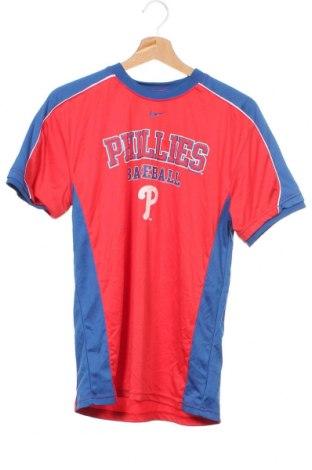 Dětské tričko  Nike, Velikost 13-14y/ 164-168 cm, Barva Červená, Polyester, Cena  257,00Kč