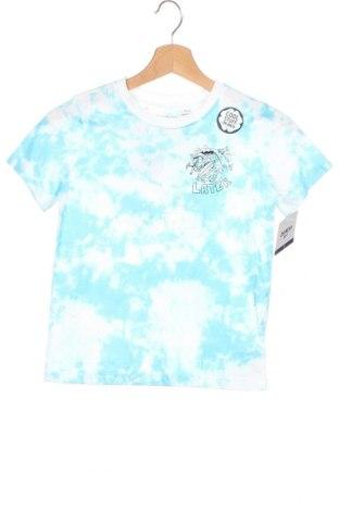 Παιδικό μπλουζάκι Oshkosh, Μέγεθος 6-7y/ 122-128 εκ., Χρώμα Μπλέ, Βαμβάκι, Τιμή 8,67€
