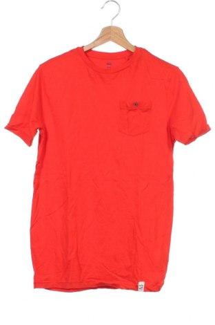 Детска тениска WE, Размер 15-18y/ 170-176 см, Цвят Червен, Памук, Цена 12,50лв.