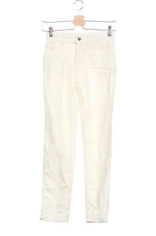 Παιδικό κοτλέ παντελόνι Gocco, Μέγεθος 11-12y/ 152-158 εκ., Χρώμα Εκρού, 98% βαμβάκι, 2% ελαστάνη, Τιμή 15,01€
