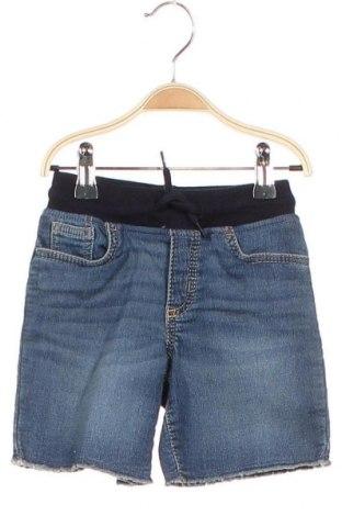 Παιδικό κοντό παντελόνι Oshkosh, Μέγεθος 2-3y/ 98-104 εκ., Χρώμα Μπλέ, 91% βαμβάκι, 8% πολυεστέρας, 1% ελαστάνη, Τιμή 9,56€