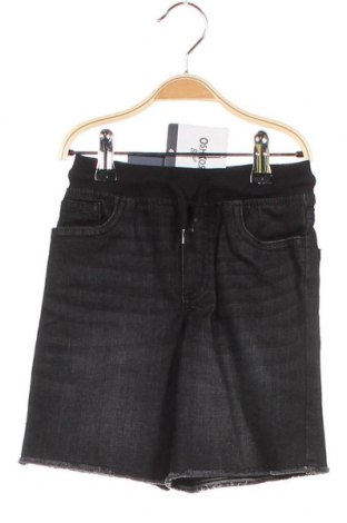 Παιδικό κοντό παντελόνι Oshkosh, Μέγεθος 3-4y/ 104-110 εκ., Χρώμα Μαύρο, 98% βαμβάκι, 2% ελαστάνη, Τιμή 10,39€