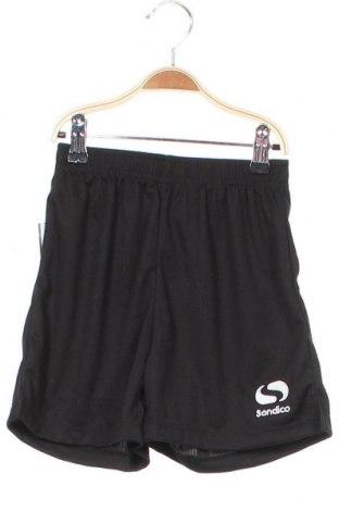 Детски къс панталон Sondico, Размер 4-5y/ 110-116 см, Цвят Черен, Полиестер, Цена 5,44лв.